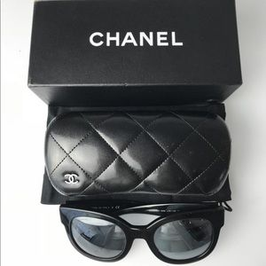 Chanel 5358 Mirror Sunglasses